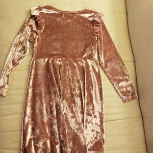 nickie lew Dresses - Girls velvet dress